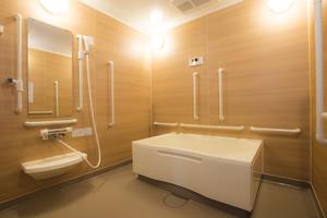 一般浴槽(3方向介助型浴槽)